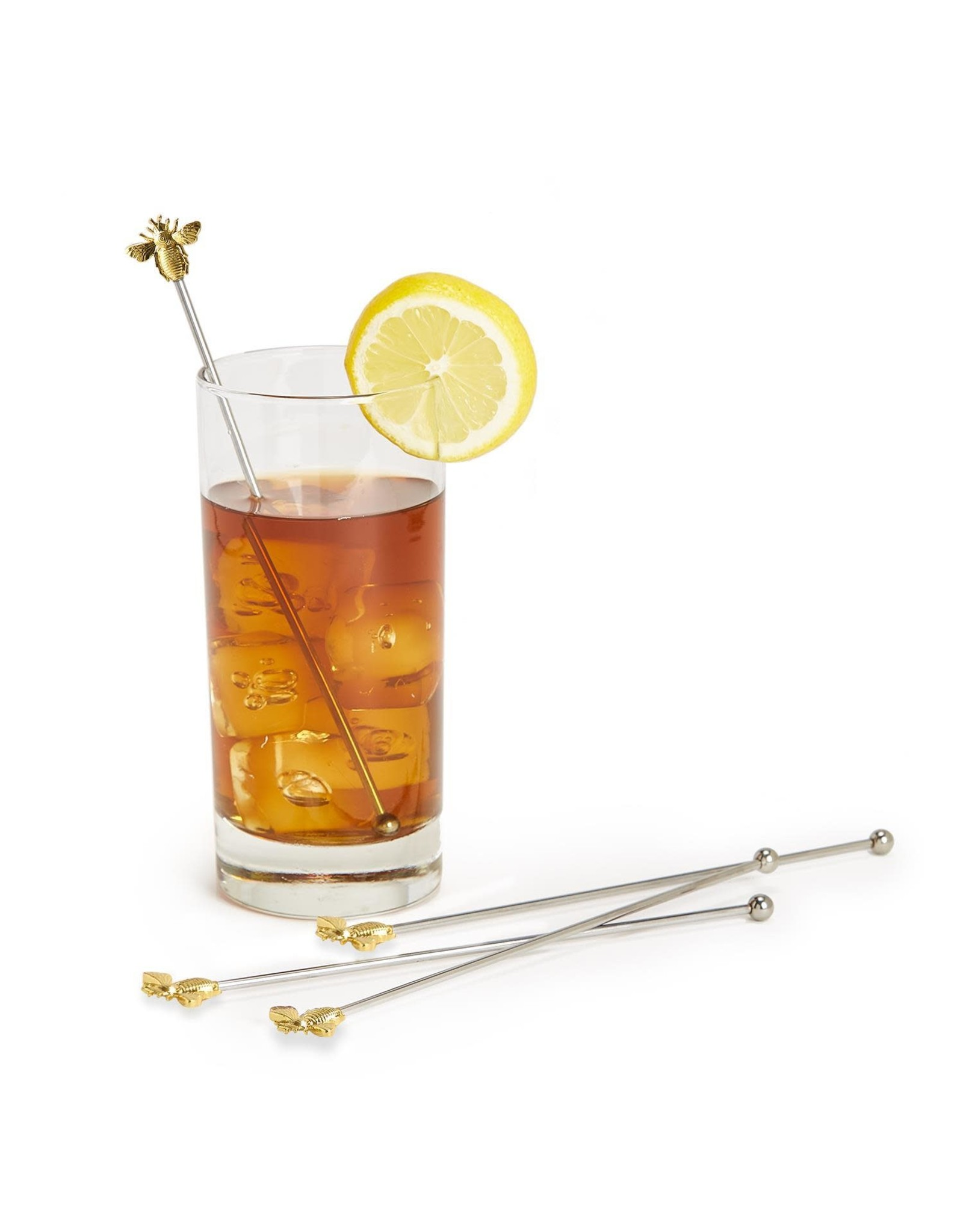 Bee Happy Drink Stirrers