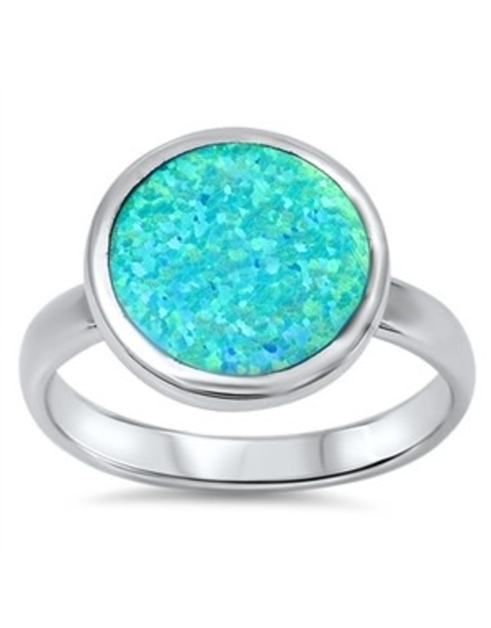 Large Opal Ring