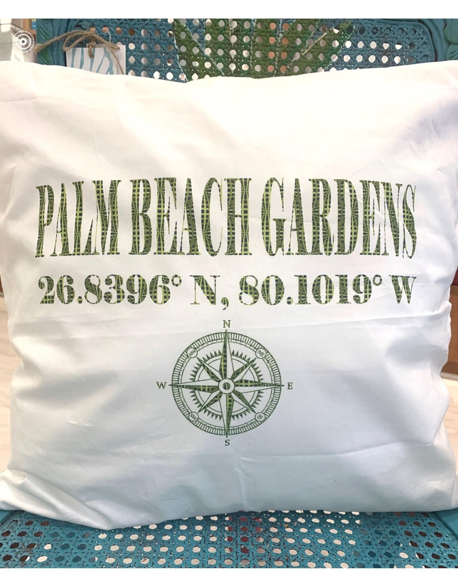 "Branded Gypsy PBG 18x18"" Pillow Case"