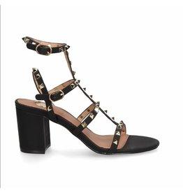 EXE Black Carol Heel