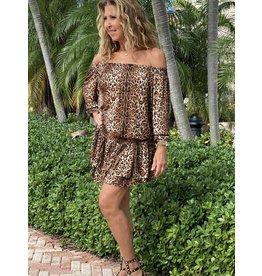 Muche & Muchette Ellyn Leopard Dress