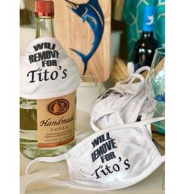 Branded Gypsy Titos Mask