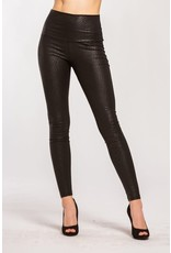 Cherish Snake Skin Leggings