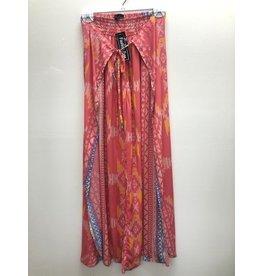 Pink Rey Wrap Pants