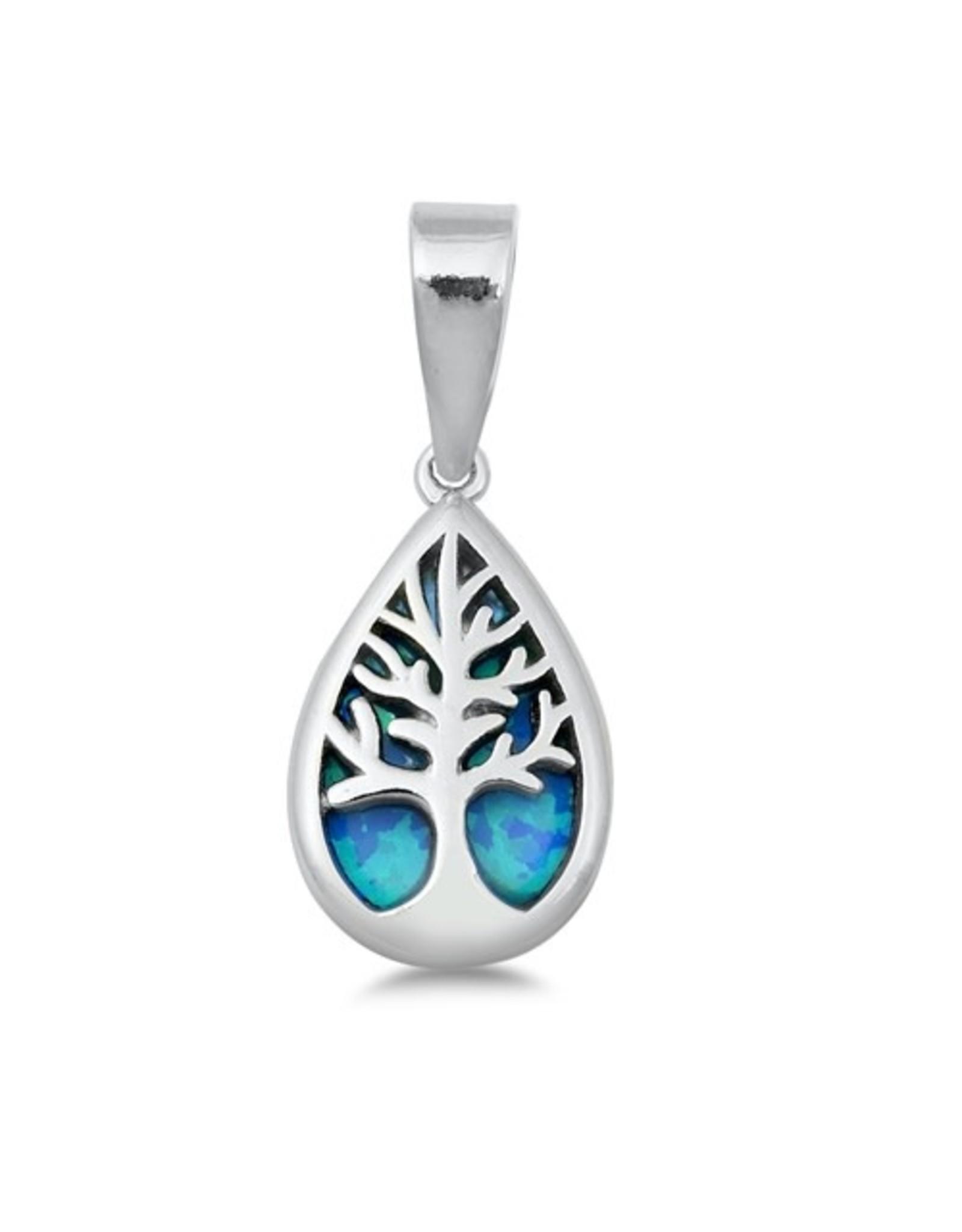 Teardrop Opal Tree of Life