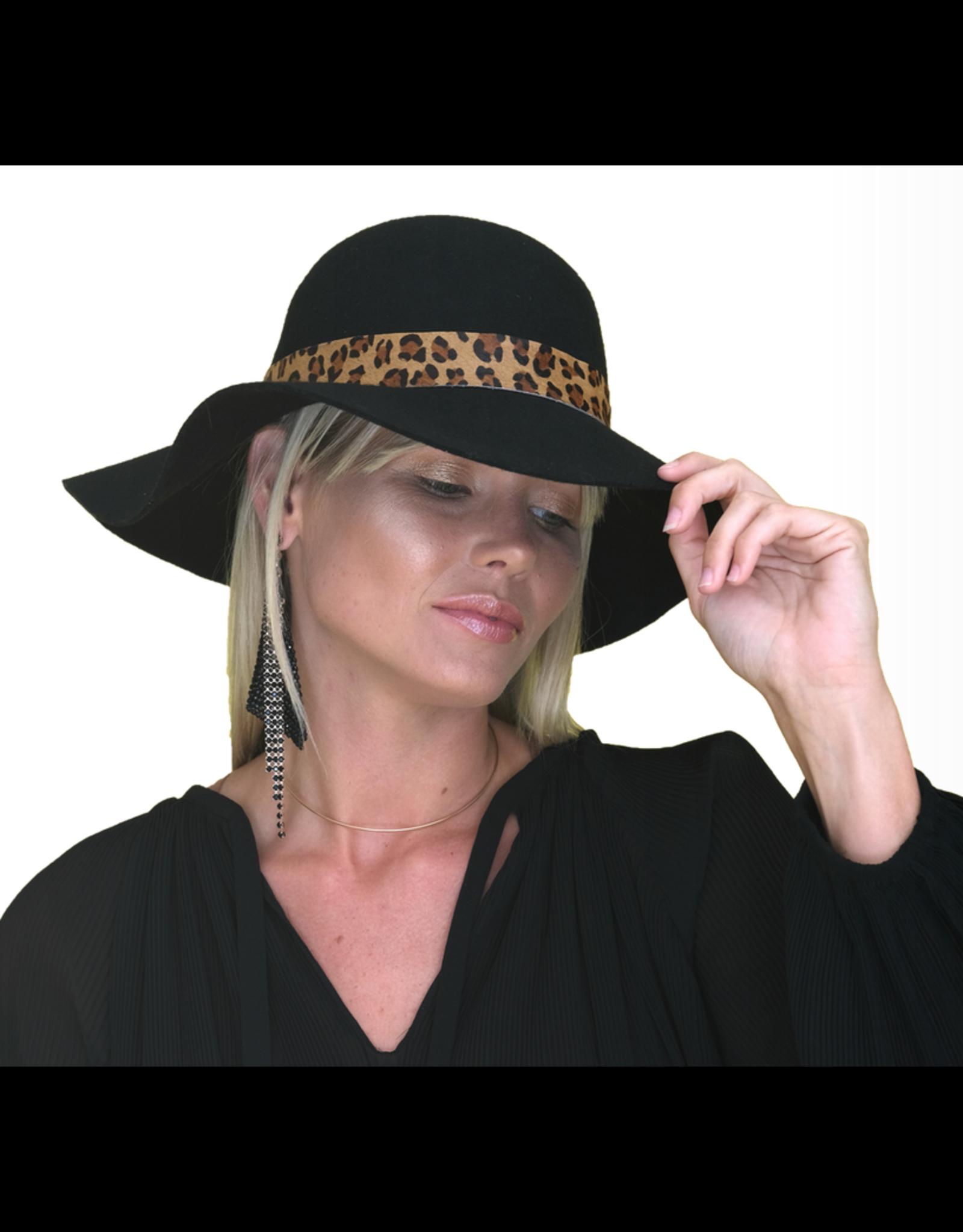 Muche & Muchette Capeline Wool Hat