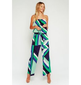 Nikita Abstract Jumpsuit