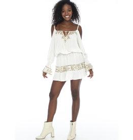 Skemo White Eve C/S Dress