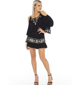 Skemo Black Eve C/S Dress