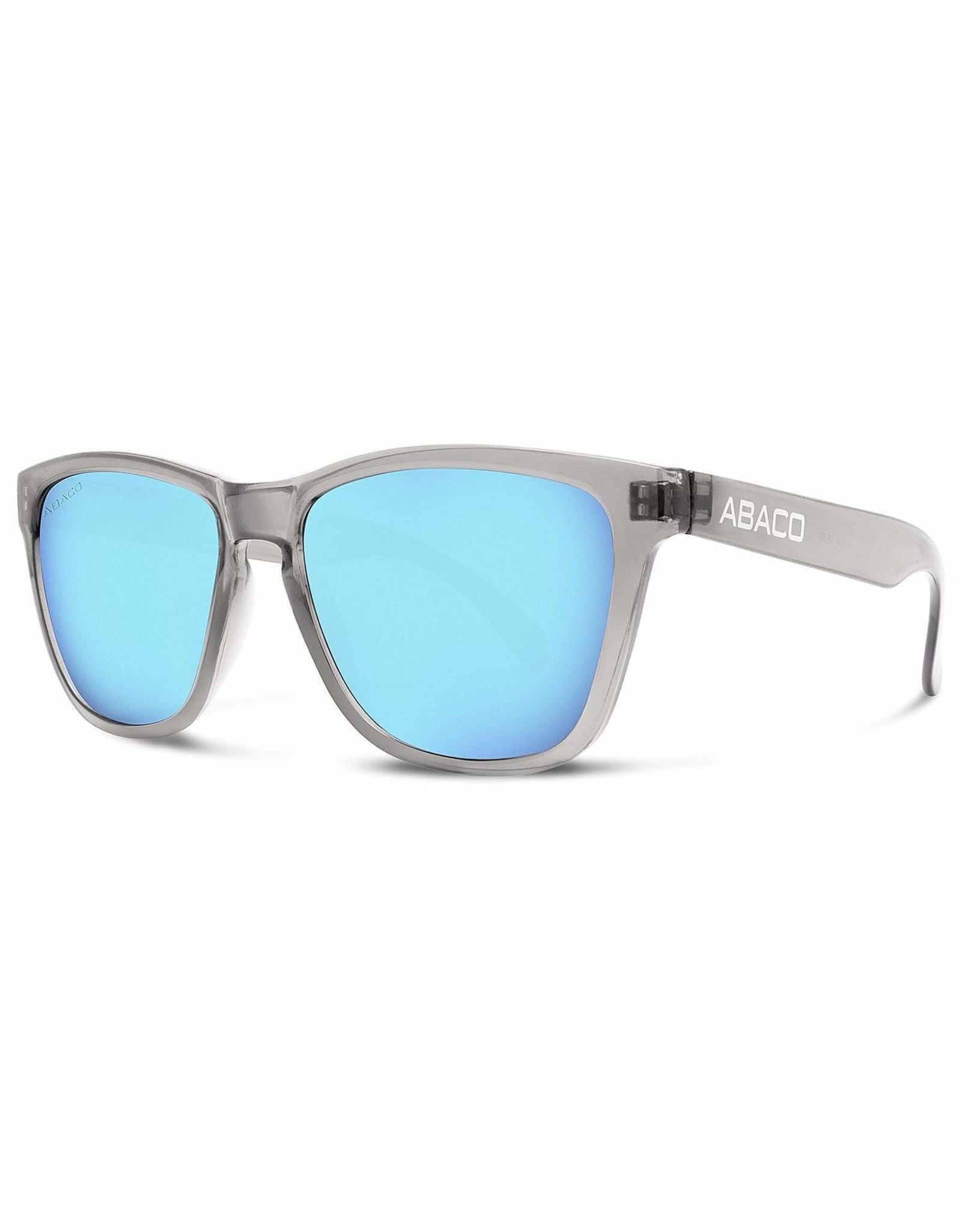 Abaco Polarized Kai Crystal Grey/Caribbean Blue