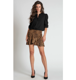 Muche & Muchette Feline Mini Skirt
