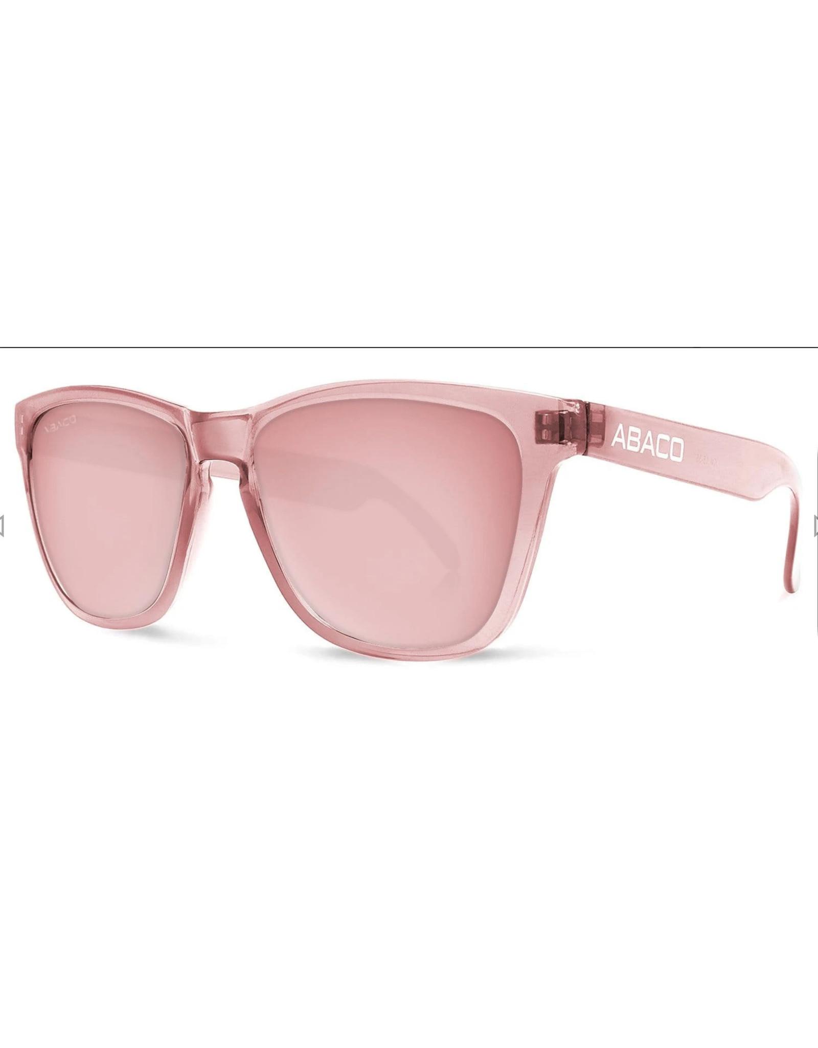 Abaco Polarized Kai Translucent Pink/Rose Gold