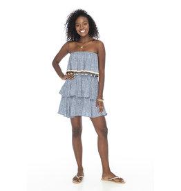 Skemo Indigo Namibia Tube Dress