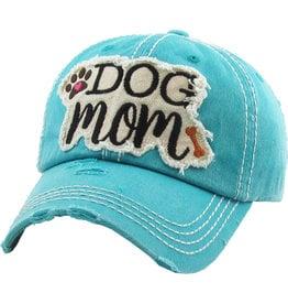 KB Ethos Turquoise Dog Mom Cap