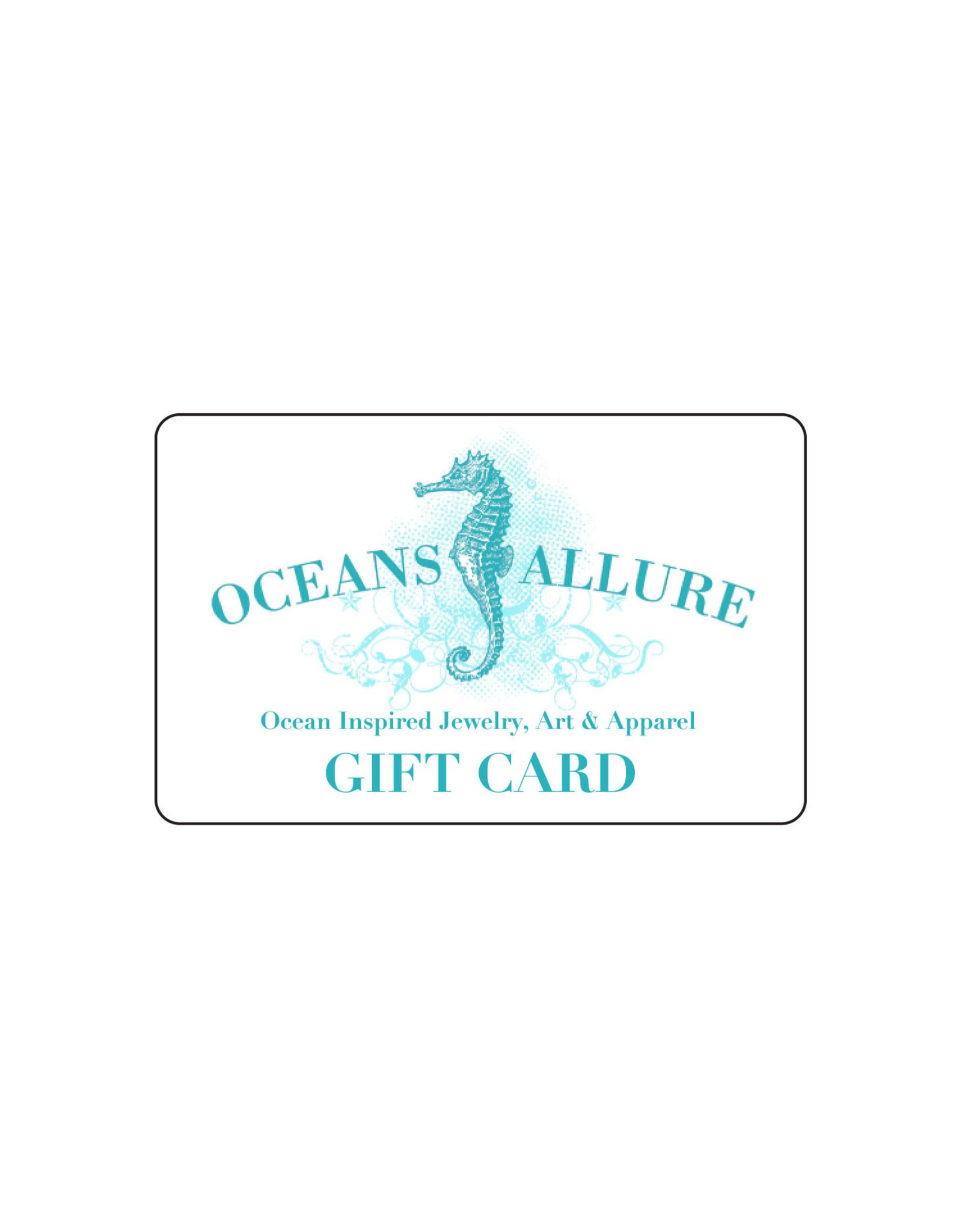 Oceans Allure Gift Card