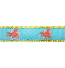 Preston Ribbons Octopus Dog Collar