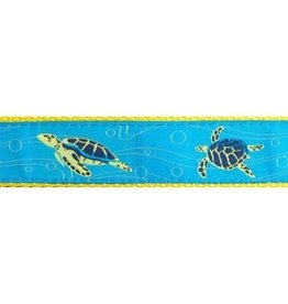 Preston Ribbons Turtle Dog Collar