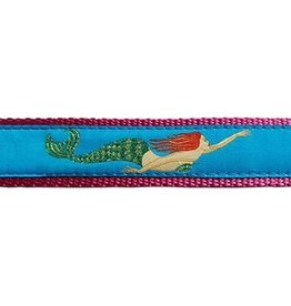 Preston Ribbons Mermaid Dog Collar