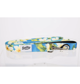 Salty Paws Blue Hawaii Dog Leash