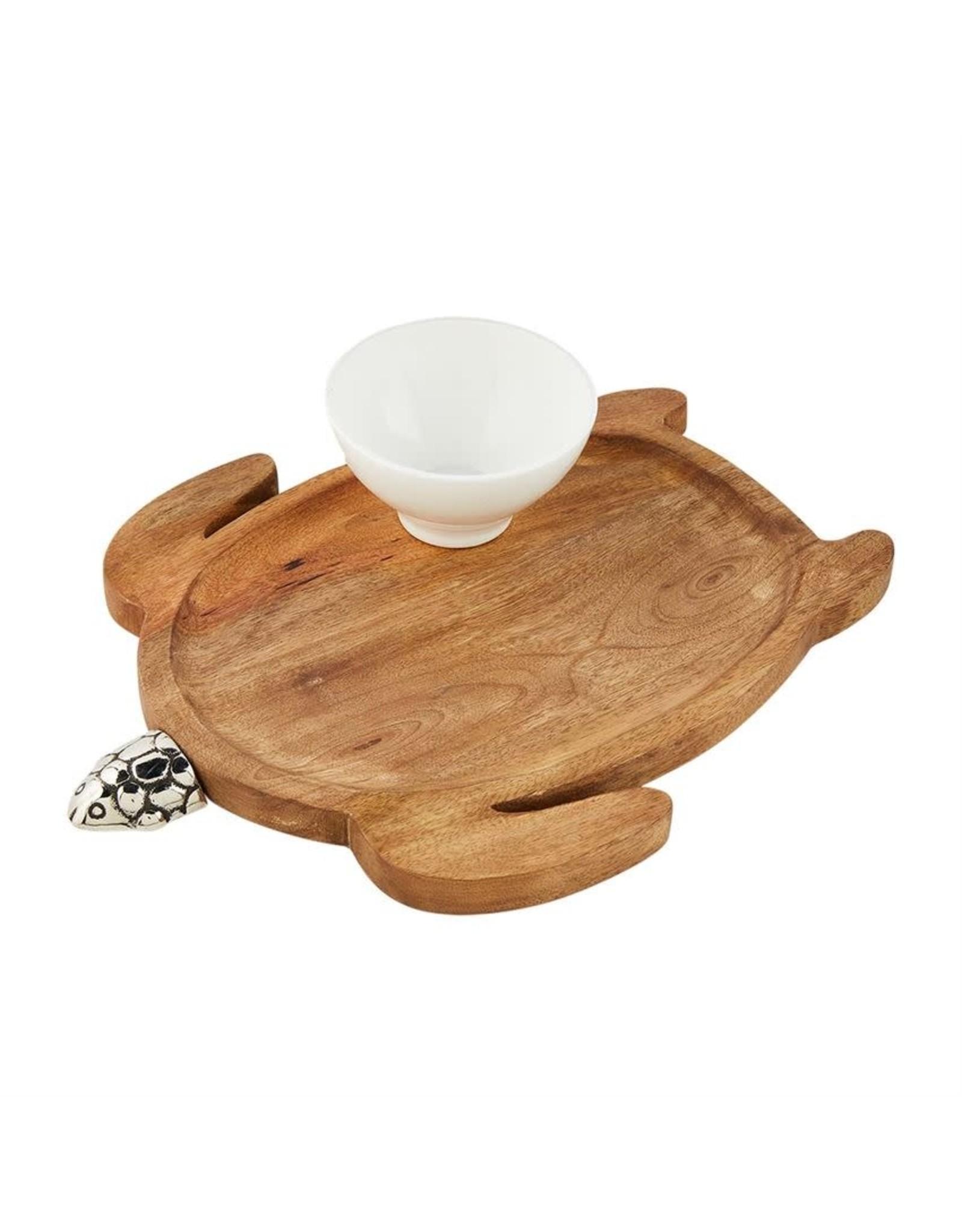 Turtle Tray & Dip Set