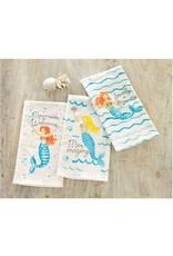 Mermaid Sequin Towels