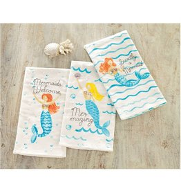 Mermaid Sequin Towels