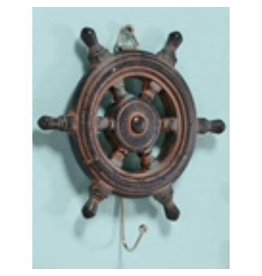 Ship's Wheel Wall Hook
