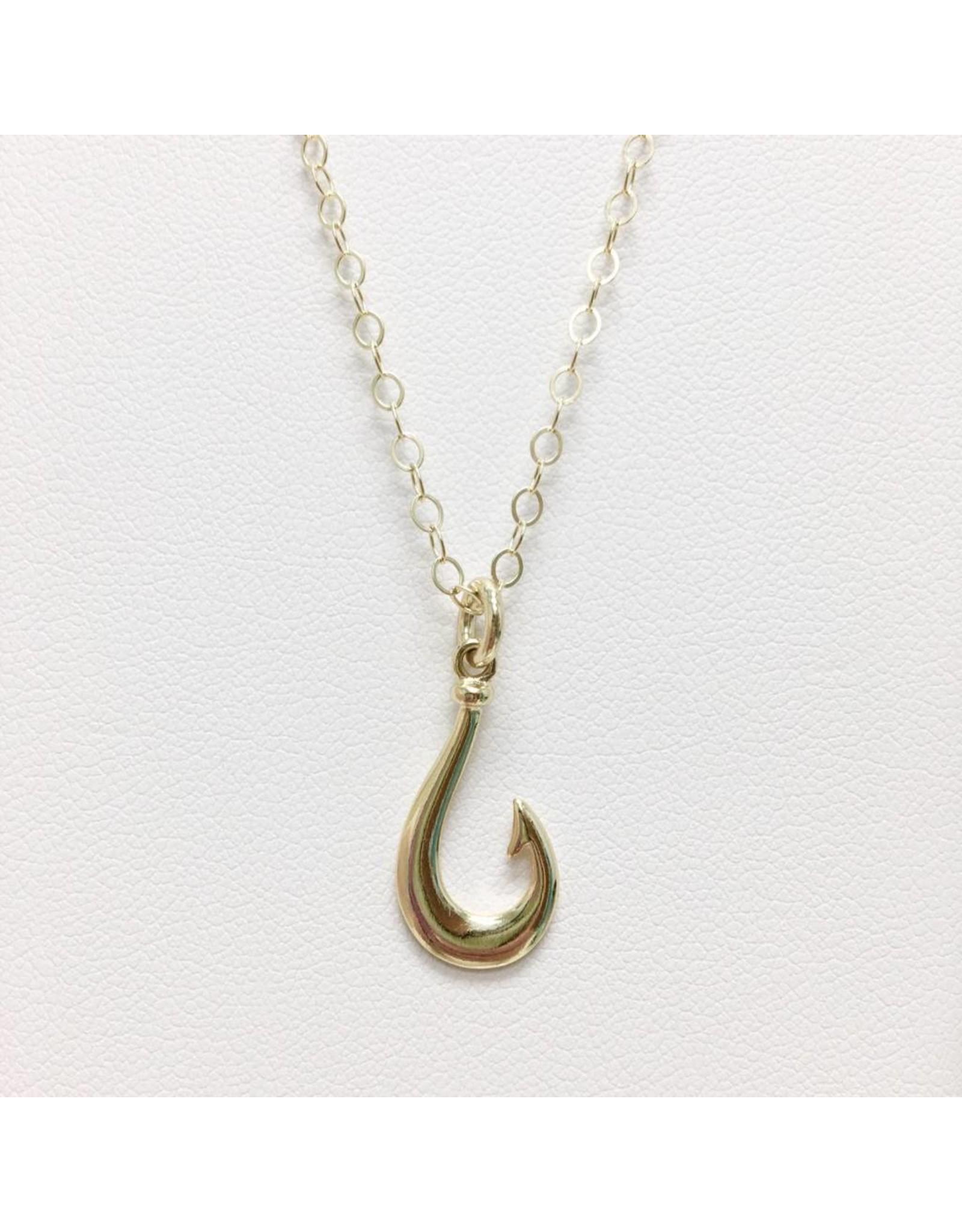 Gold Filled Maori Hook - SM