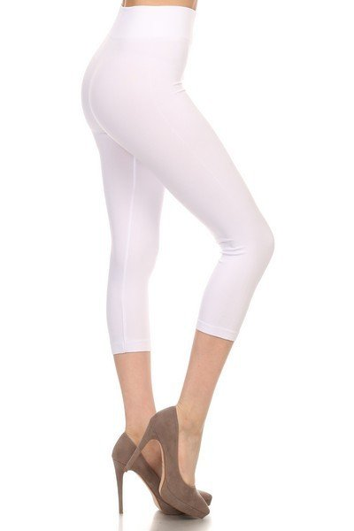 Capri Leggings One Size