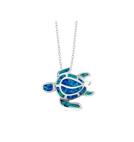 Opal Tilted Turtle Small