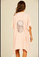Primrose Skull Kimono