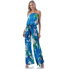 Spring Blues Jumpsuit