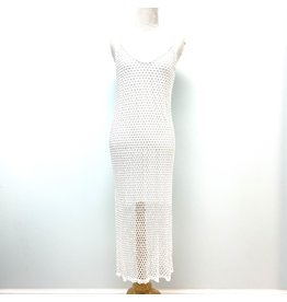 White Miami Dress