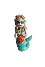 Sugar Skull Mermaid
