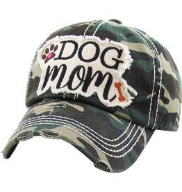 KB Ethos Camo Dog Mom Cap