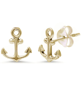Sonara Jewelry GP Anchor Studs