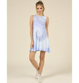 Ocean Drive Lakehouse Pocketed Swing Dress