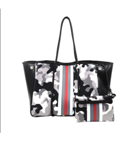 Upper East Neoprene Tote