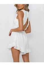 One & Only Collective All The Frills Romper