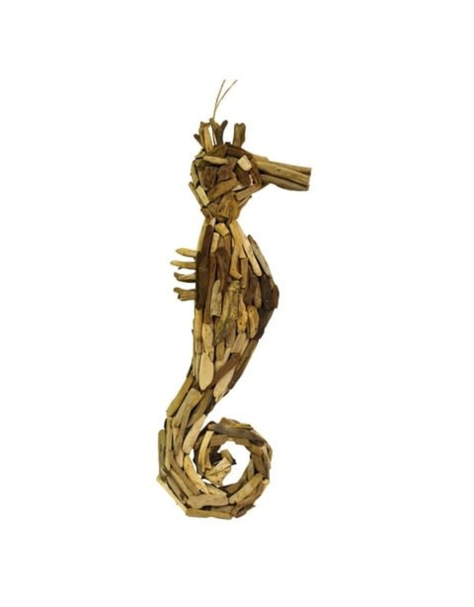 "29"" Driftwood Seahorse"