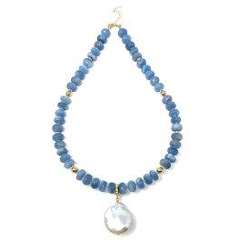 GF Heshi Aquamarine Necklace