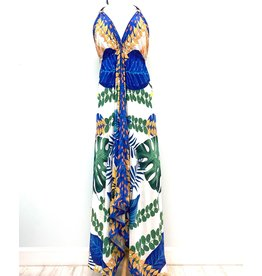 Indian Tropical Fashions Everything Tropical Handkerchief Dress