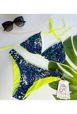 Summer Rae Designs Blue Leopard Jupiter Bottom