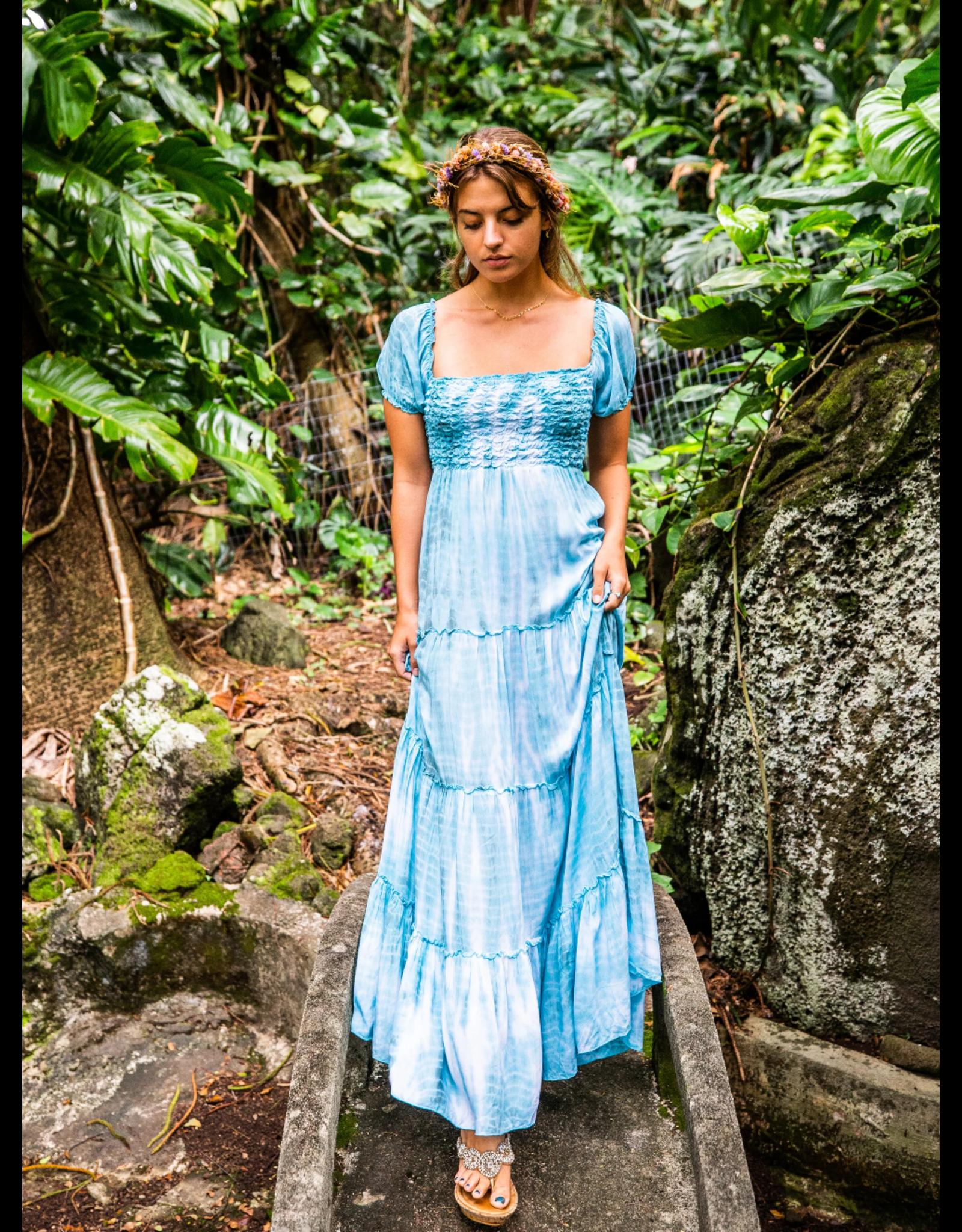 Waikiki Blue Romantic Dress