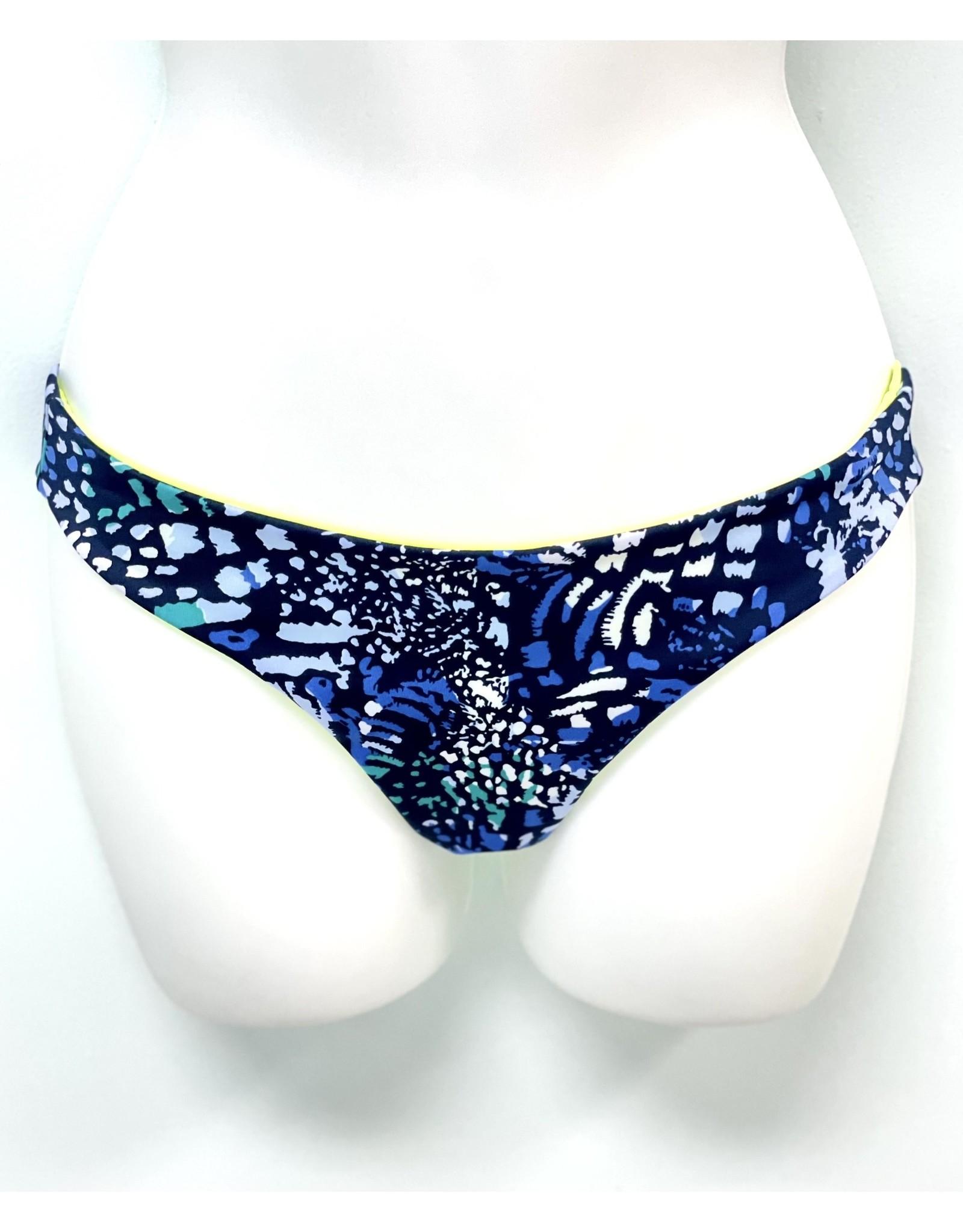 Summer Rae Designs Blue Leopard Sarasota Bottom