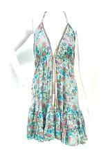 Aqua Boheme Short Dress