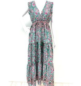 Aqua Laura Boheme Dress