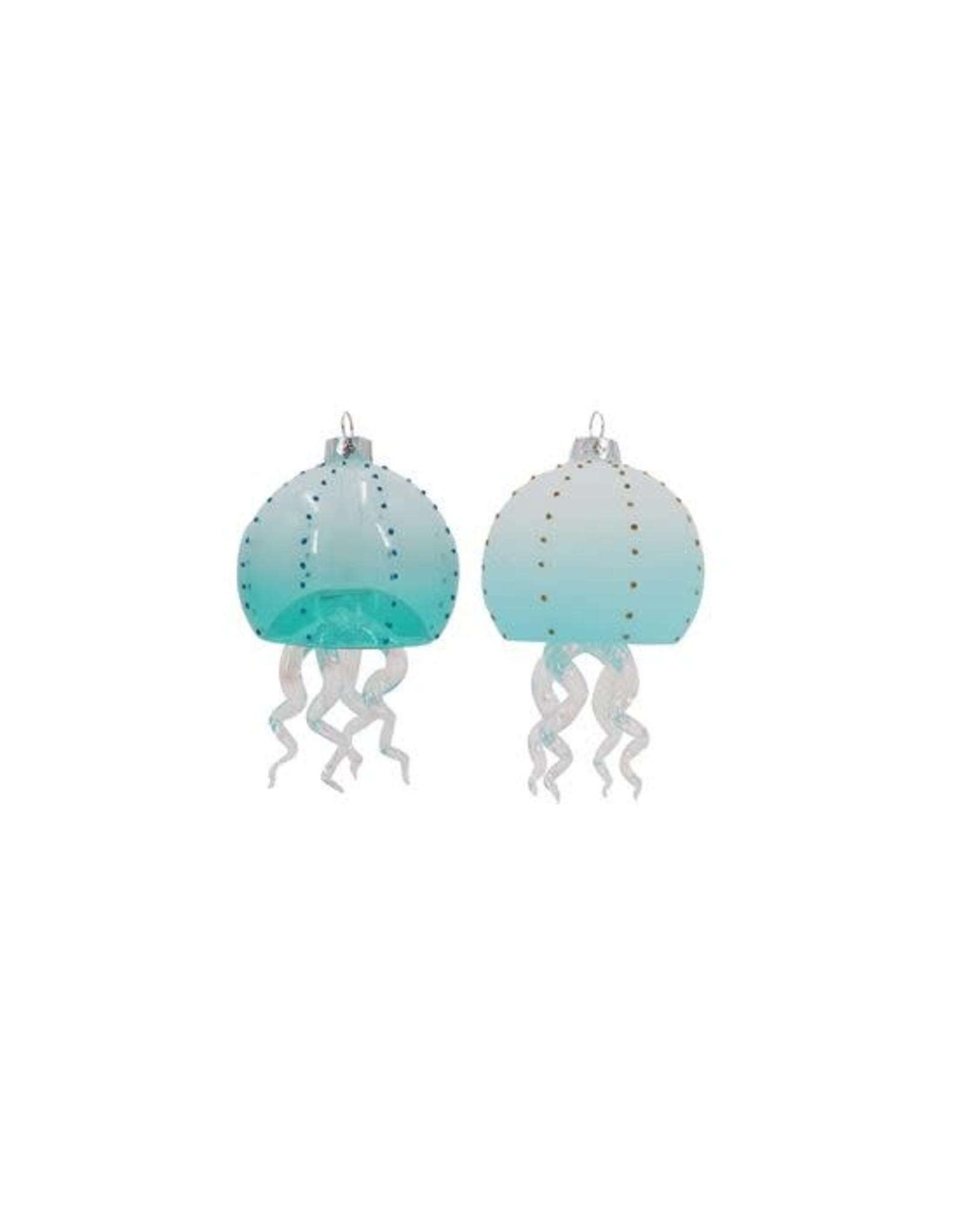 Ombre Jellyfish Ornament