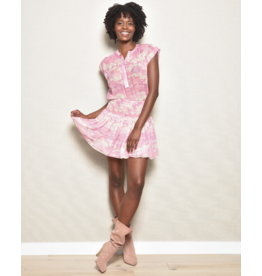 Muche & Muchette Pink Camo Texas Mini Skirt