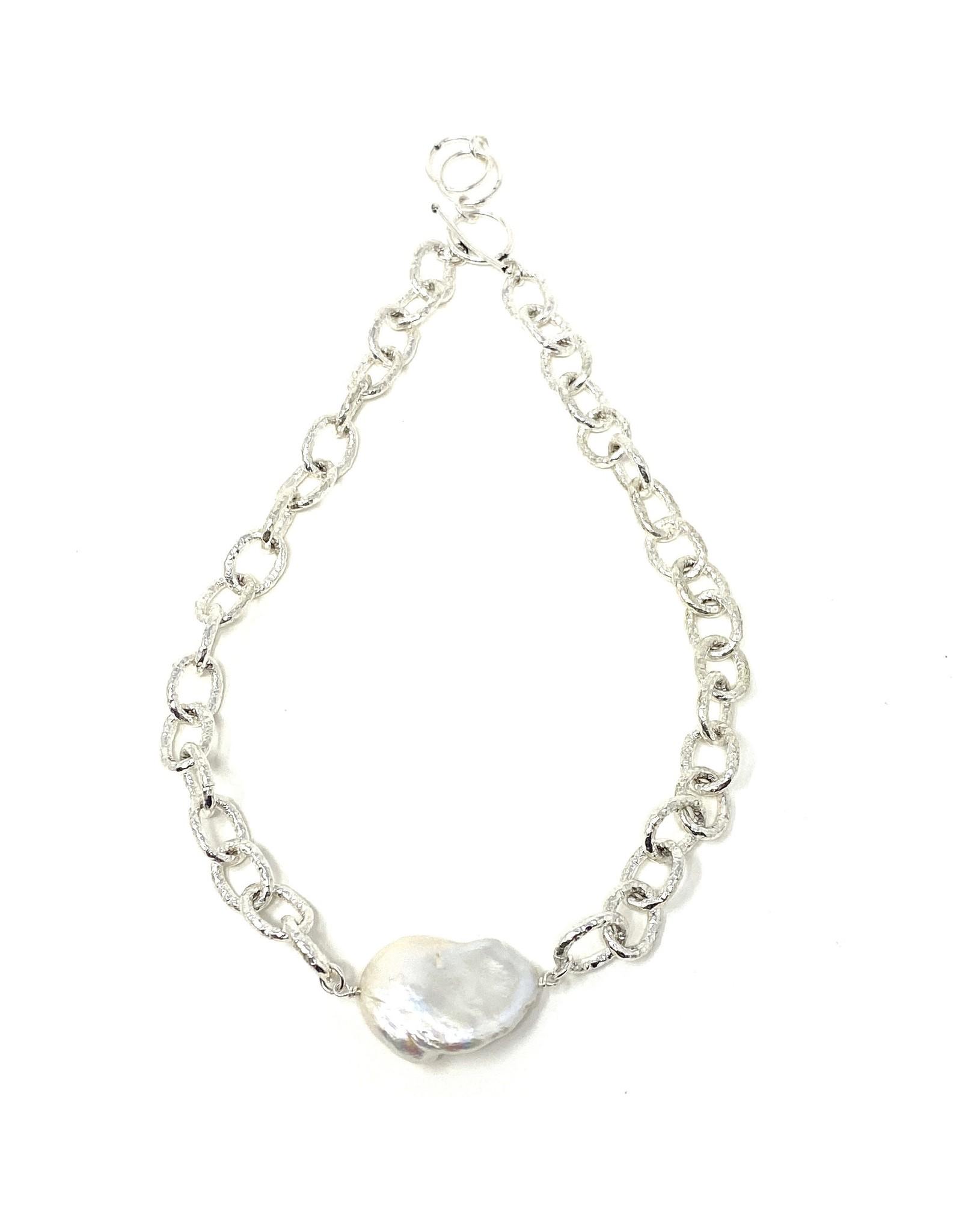 LG Keshi Pearl on Chunk SO Chain